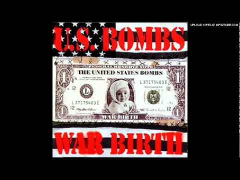 Us Bombs - Rocks In Memphis