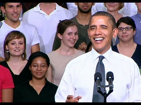 President Obama Speaks on Advanced Vehicle Technology