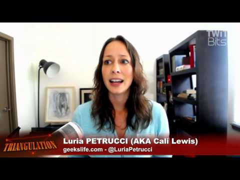 Luria Petrucci on Moving Past the Cali Lewis Name: Triangulation 198
