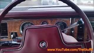 1983 Buick Electra Cold Start - 2015
