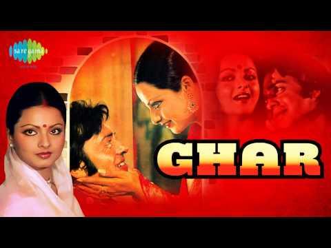 Aaj Kal Paon Zaamin Par Nahin Padte - Lata Mangeshkar - Ghar [1978]