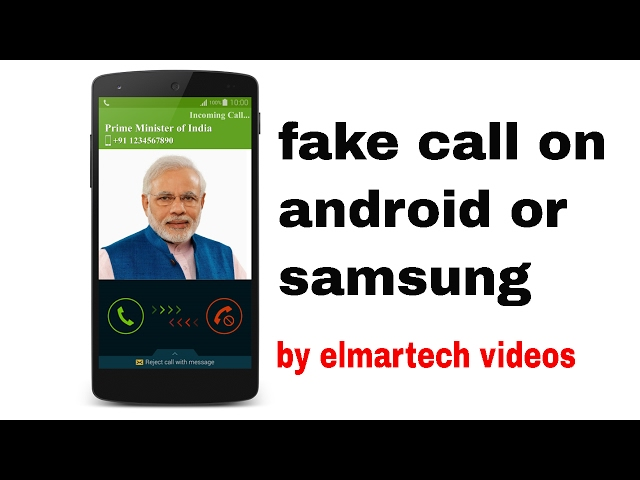 Fake Call App In Amharic