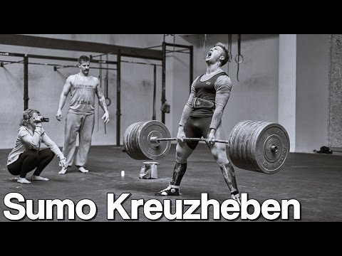 Sumo Kreuzheben - Richtige Technik Und Übungsausführung | Sumo Kreuzheben Richtig Ausführen!