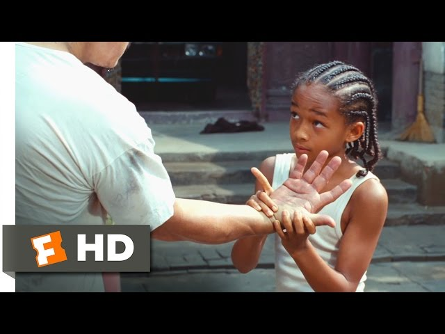 The Karate Kid (2010) - Pick Up Your Jacket Scene (2/10) | Movieclips thumbnail