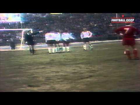 1 Тур Чемпионат СССР 1991 Спартак Владикавказ-Локомотив Москва 2-2