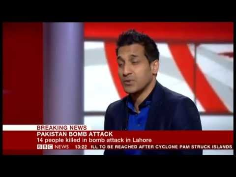 BBC National Interview With British Pakistani Christian Association (BPCA) Chairman Wilson Chowdhry
