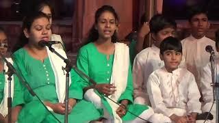 तानसेन समारोह ग्वालियर 2017 | ध्रुपद गायन by भारतीय संगीत महाविद्यालय ग्वालियर | जयत्र शर्मा