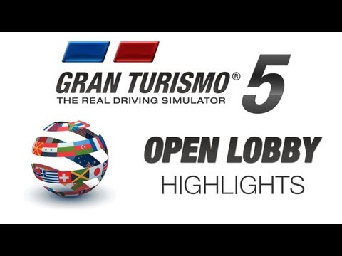GT5: Open Lobby Highlights