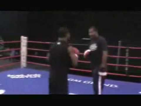 shane mosley training double end bag Image 1