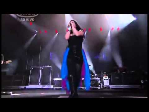 Download Lagu Evanescence - Bring Me To Life (live) MP3 Free