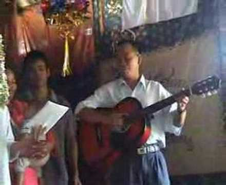 Orou Yesus Enanak (murut christmas song)