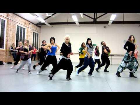 Louboutins Jennifer Lopez choreography by Jasmine Meakin (Mega...