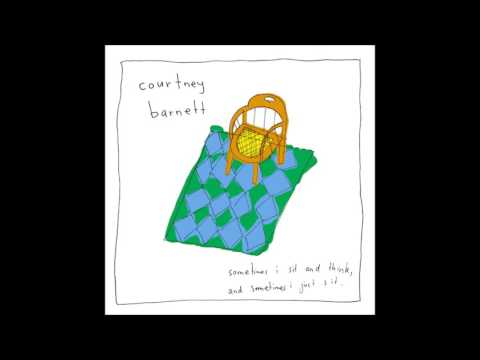 Courtney Barnett - An Illustration Of Loneliness Sleepless In New-york