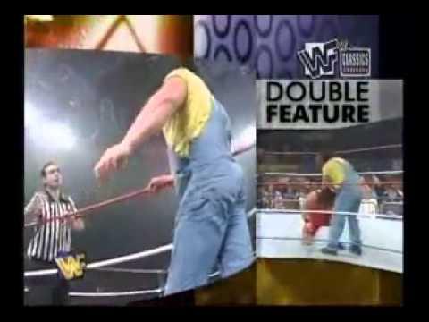 Terry Richards (Rhyno) vs. Henry Godwin  - WWF RAW 11/06/95 *RARE*