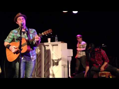 Kris Allen -- Falling Slowly, Heartless, &amp; Ain&#039;t No Sunshine Medley
