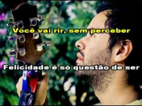 Marcelo Jeneci   Felicidade