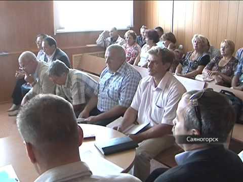 На одном из судебных заседаний по делу об аварии на СШГЭС