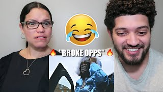 "MOM REACTS TO KING VON! ""BROKE OPPS"" *FUNNY REACTION!*"