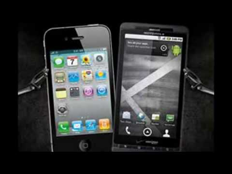 Apple IPhone 4 - BlackBerry - Motorola Droid X (Music Video)
