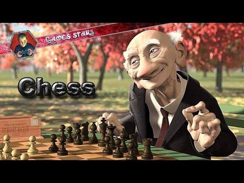 Мини прохождение игры - Chess