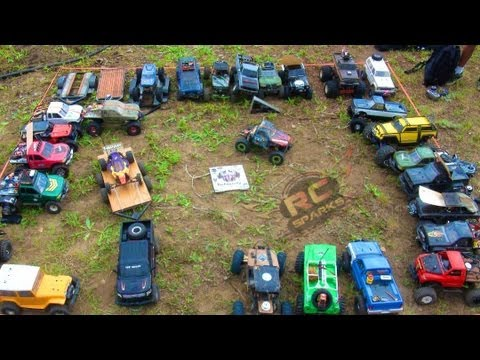 Rc Adventures - Ttc 2012 - Eps 1 - Scale 4x4 Truck Challenge video