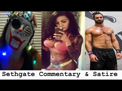 WWEs Seth Rollins Releases Nude Pics of Female Wrestler Zahra