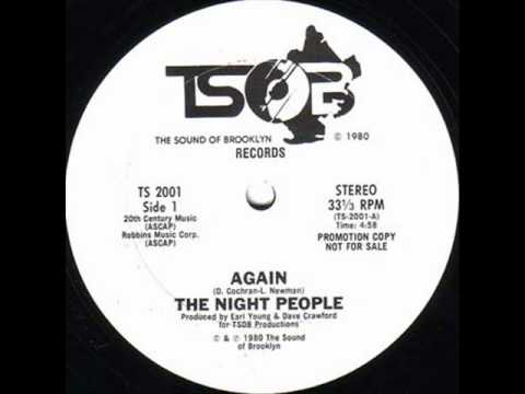 The Night People - Again (1980)