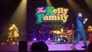 Kelly family tour 2018