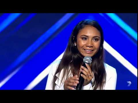 The X Factor Australia 2014 Auditions - Shanell Dargan