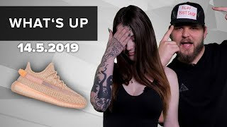 YEEZY, adidas x UNDFTD a REPRESENT / WHAT'S UP