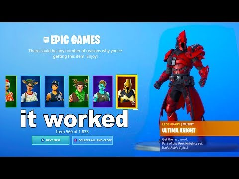 Fortnite Season 10 Glitches