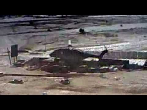 sikorsky S-92 Helicopter on jeddah flood saudi arabia4.avi