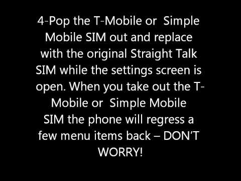 How to get mms working on straight talk iPhone 4s on ios 6 (NO JAILBREAK NECESSARY)