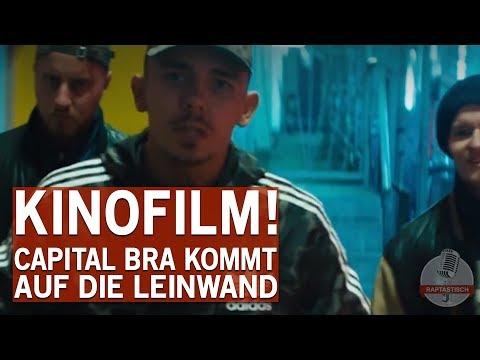In 11 Tagen erscheint der große Kinofilm mit Capital Bra!