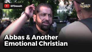 Video: The Christian God loves the rapist. I can cast out Demons in His name - Abbas London vs Preacher Joe