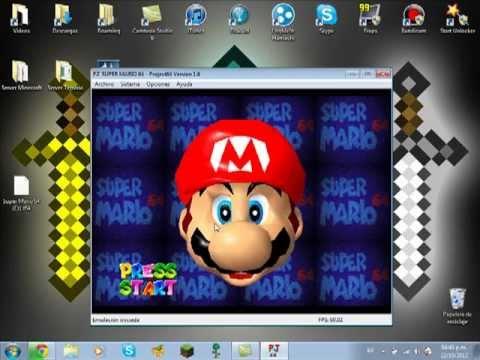 Descargar e Instalar Emulador Nintendo64 Para PC