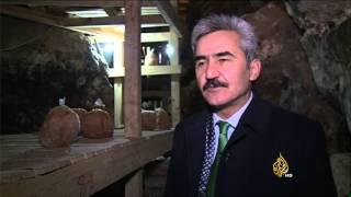 جبن مميز تشتهر به قرية ديفلة بمحافظة قرامان التركية