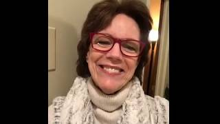 Susan Bennett (the original voice of Siri) Greeting!