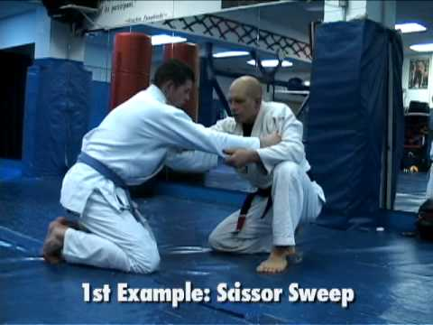 An Alternative To Pulling Guard When Grappling On The Knees Image 1