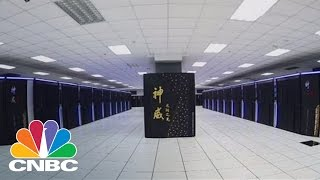 China Develops World's Fastest Supercomputer On Its Own