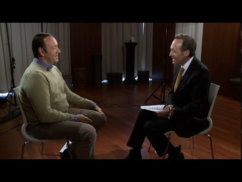Full interview with Kevin Spacey, part 1