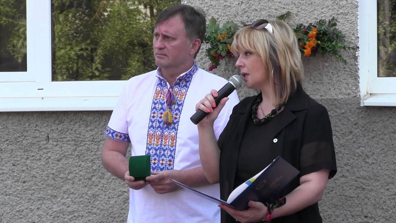 У Калуші відкрили барельєф 19-річному бійцеві АТО Павлу Ліщинському