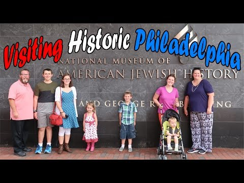 Visiting Historic Philadelphia Landmarks!