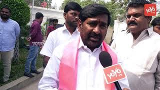 TRS Leader Guntakandla Jagadish Reddy About his Victory