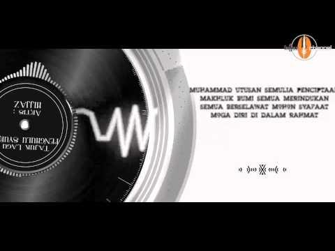 Video Lirik Penghulu Syurga Hijjaz