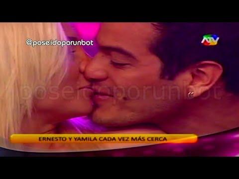 COMBATE: Ernesto Beso a Yamila Piñero 01/11/13