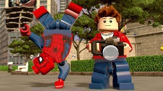 LEGO Marvel Super Heroes 2 - Announcer Trouncer Challenge (All 15 Kang Speakers Destroyed)
