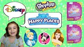 Disney Happy Places Surprise Pack!!