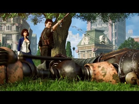 BioShock Infinite  TV Spot