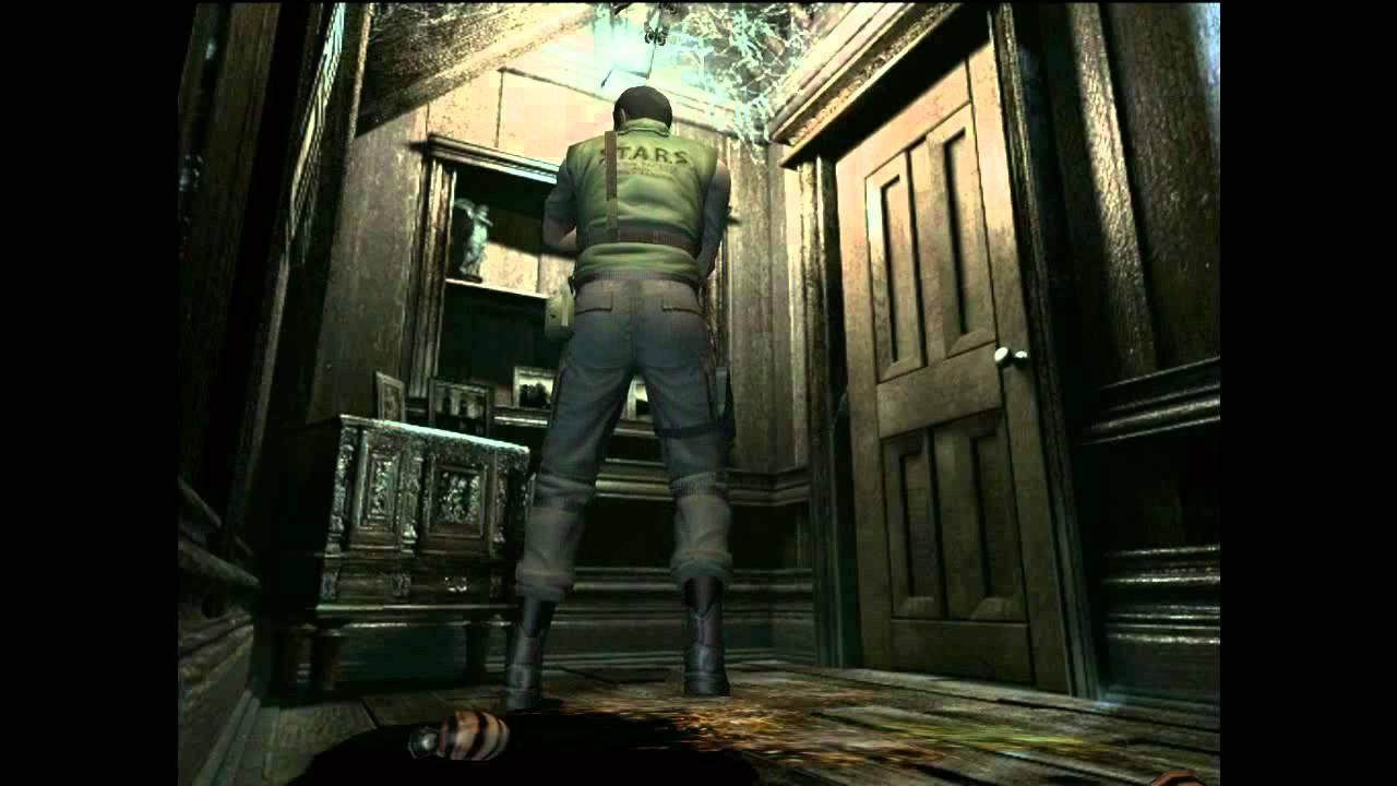 Resident evil remake on pc dolphin emulator full speed for Plante 42 chris